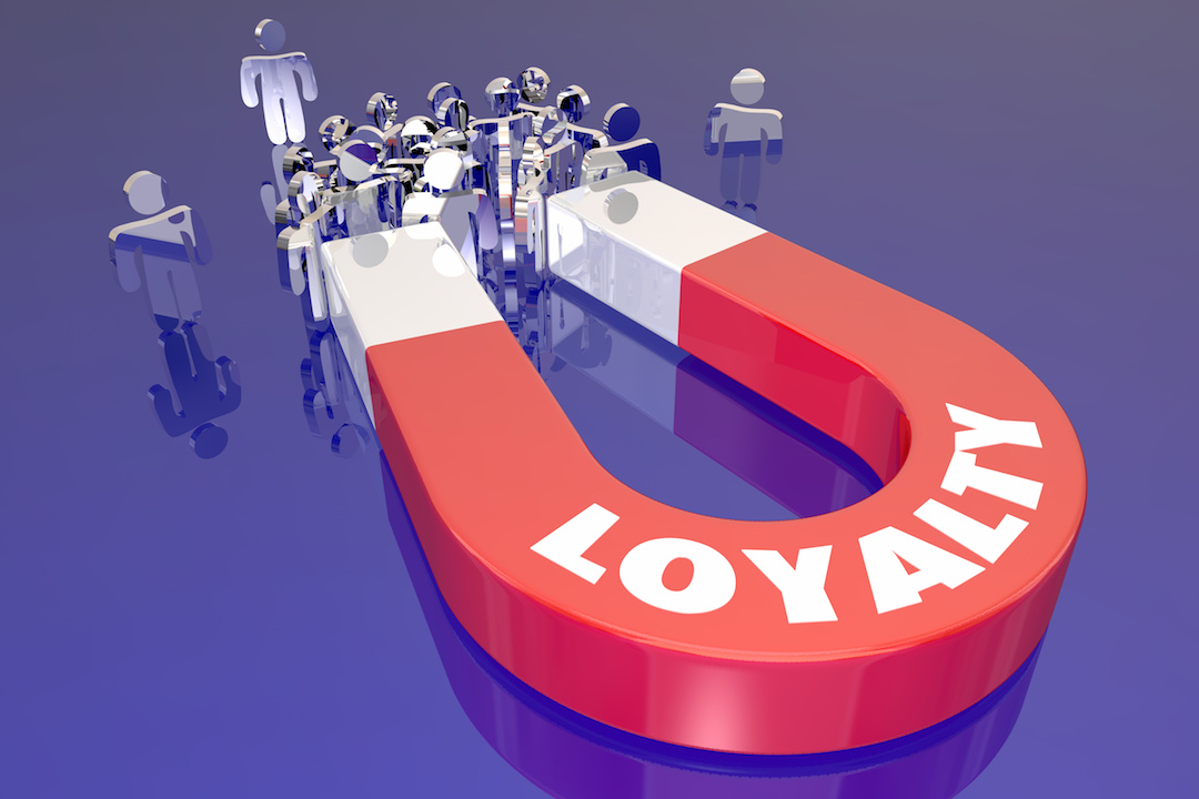 Measuring customer loyalty