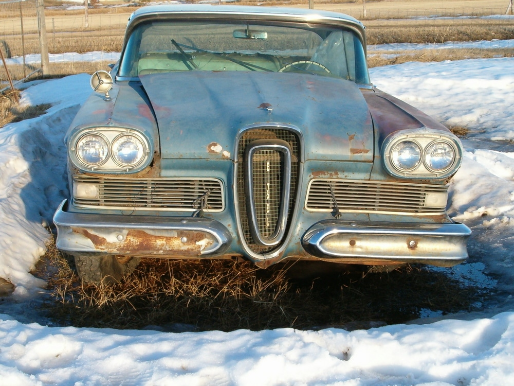 Ford's Edsel Success was boosted by GM's Brand Proliferation