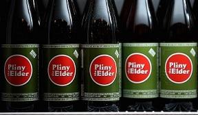 Piny Elder bottles