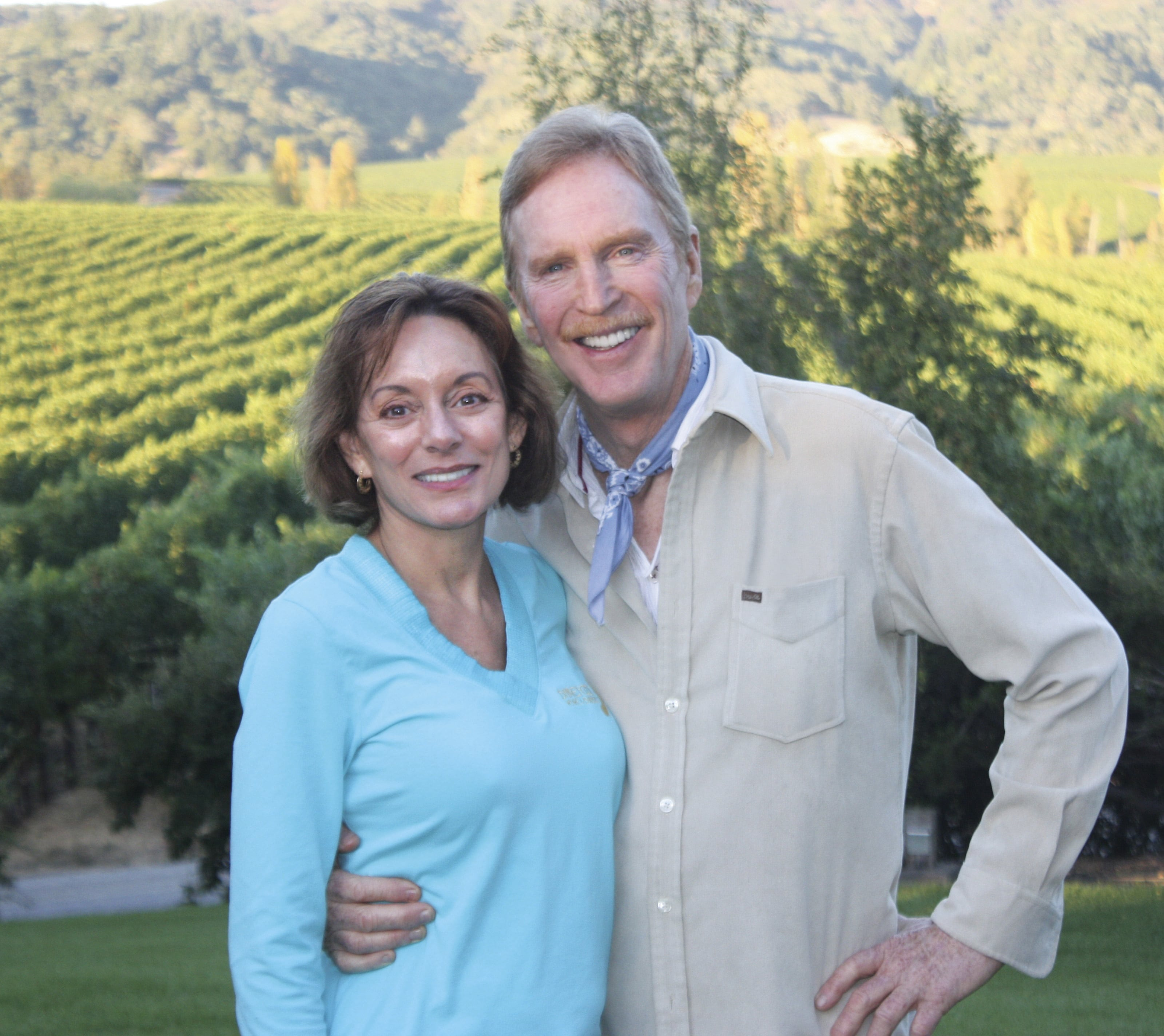 Michael & Bonnie - Vineyard