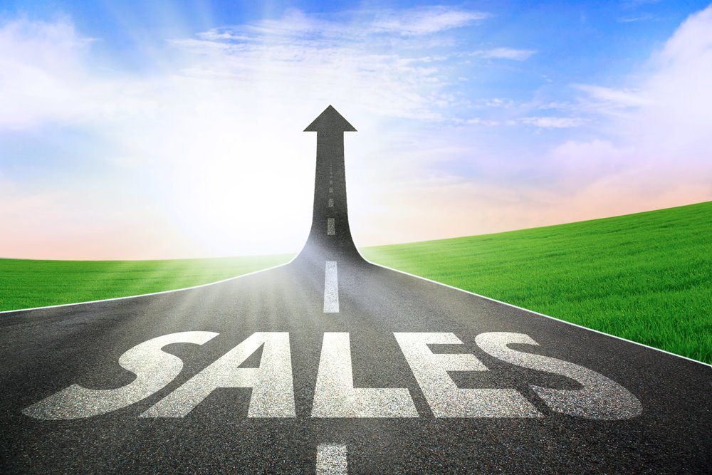 driving sales