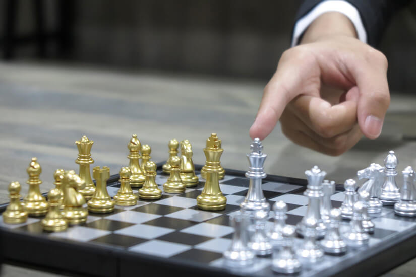 Make the Right Moves at the Right Time