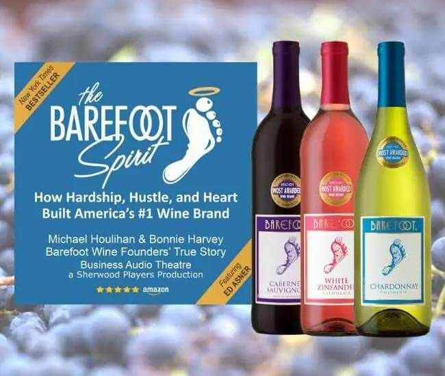 Builders of The Barefoot Wine Brand