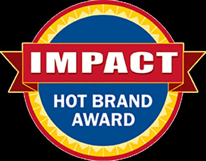 Consecutive Hot Brand Award Winners